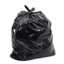 "GARBAGE BAG 26"" X 36"" STRONG BLACK 200/CS"