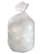 "GARBAGE BAG 26"" X 36"" STRONG CLEAR 250/CS"