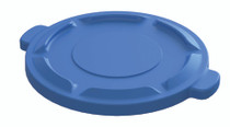 GLOBE 32 GAL RECYCLE CONTAINER LID