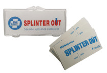 SPLINTER REMOVER STERILE (10/PACK)