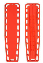 "SPINAL BACKBOARD 72"" X 18"" (WITH 8 PINS) POLYETHYLENE"