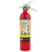 FIRE EXTINGUISHER ABC 2.5LBS W/VEHICLE BRACKET