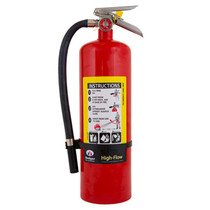 FIRE EXTINGUISHER ABC 10LBS W/WALL BRACKET