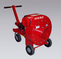 NIKRO PORTABLE GAS POWERED AIR DUCT CLEANING SYSTEM 5100 CFM