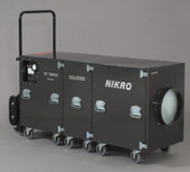 NIKRO AIR DUCT CLEANING SYSTEM 5000 CFM DUAL MOTOR