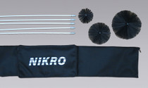 NIKRO DRYER VENT MANUAL BRUSH KIT FOR DV15360