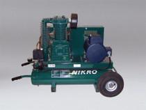 NIKRO 5HP 220V ELECTRIC 2-STAGE 175 PSI PORTABLE COMPRESSOR