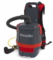 NACECARE NUMATIC RSV 150H ELECTRIC BACKPACK HEPA VACUUM WITH ASTB1 PERFORMANCE TOOL KIT