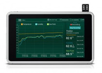 EXTECH RH550 GRAPHICAL HUMIDITY / TEMPERATURE CHART RECORDER WITH TOUCH-SCREEN
