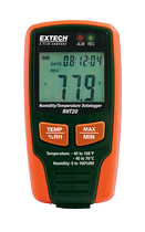 EXTECH HUMIDITY/TEMPERATURE DATALOGGER W/LCD