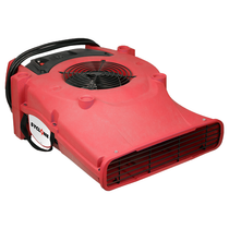 SYCLONE LOW PROFILE 1.9AMP AIRMOVER RED (NEW MOLD)