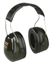 3M PELTOR OPTIME 101 EARMUFFS OVER-THE-HEAD 10 PR/CS