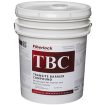 FIBERLOCK TBC TRANSITE BARRIER COMPOUND 5GAL