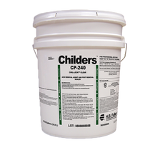 CHILDERS CP240 ASBESTOS REMOVAL AGENT/ POST-REMOVAL SEALER CLEAR 5 GAL
