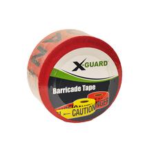 "BARRICADE TAPE DANGER 3"" X 1000' RED"
