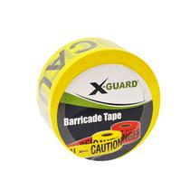 "BARRICADE TAPE CAUTION 3"" X 1000' YELLOW"