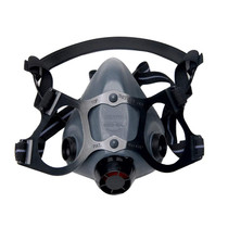 NORTH 5500 SERIES HALF FACE RESPIRATOR MED