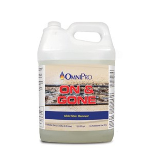 OMNIPRO ON&GONE 4L MOLD STAIN REMOVER