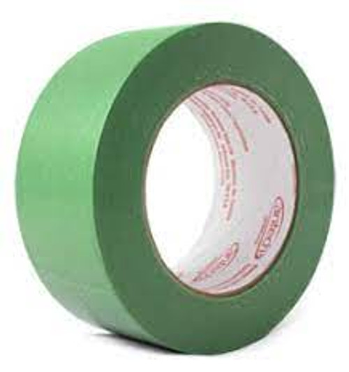 """CANTECH 2"""" PAINTERS TAPE GREEN 48MM X 55M"""