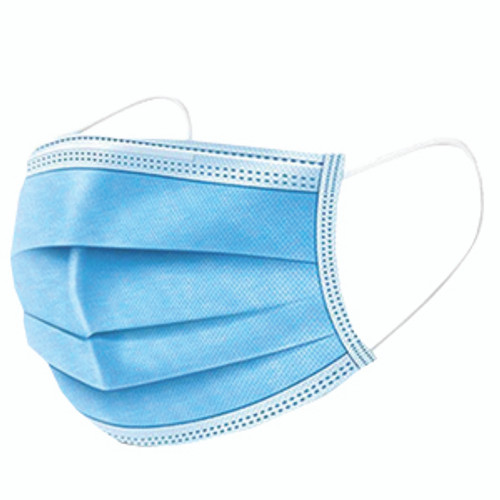 DISPOSABLE PROTECTIVE MASKS 3-PLY 50/PK