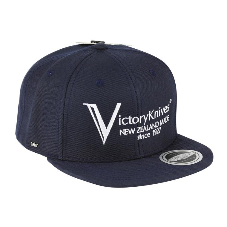 Victory Knives Cap Navy