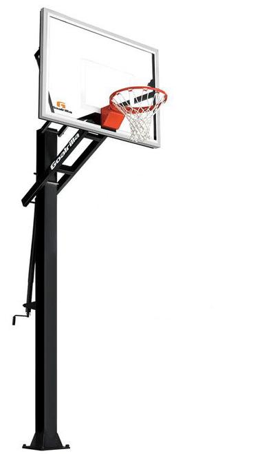 GS54C Goalrilla Basketball Hoop & Installation (Hoop $1299.95 & Install/Delivery $450)