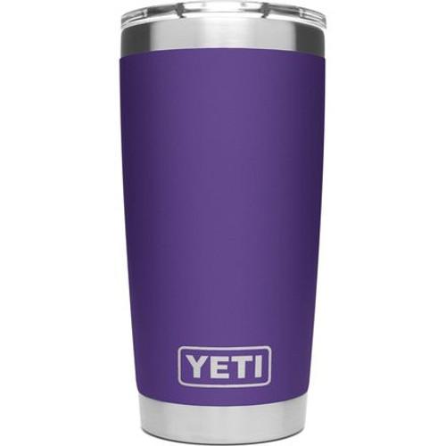 Yeti Rambler 20oz Purple