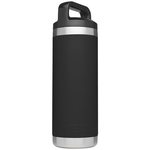 Yeti Rambler 18oz Bottle Black