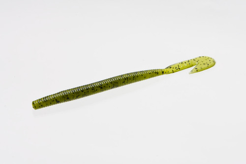 Zoom U-vib spd worm, watseed, 15/pk