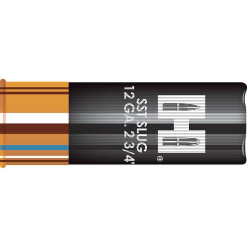 """Hornady 12ga 2.75"""", slug 300gr SST, 5/bx"""