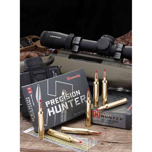 Hornady Precision Hunter 300 WIN MAG 178gr ELD-X  20/bx