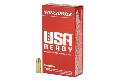 Winchester USA  9mm 115 gr, 50/bx