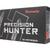 Hornady Precision Hunter 6.5 Creedmoor 143gr ELD-X  20/bx