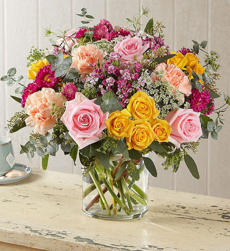 CHICAGO COUNTRY GARDEN™ BOUQUET