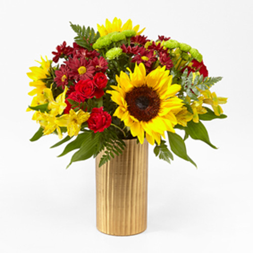 Chicago  The FTD® Shades of Autumn™ Bouquet