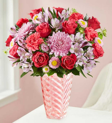 Chicago Sweetheart Medley™ Bouquet