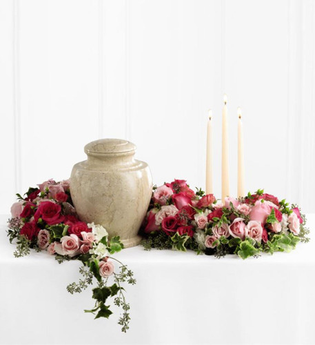 Remembrance Arrangement Cremation Urn