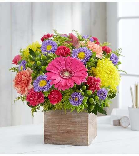 Vibrant Jewel™ Bouquet