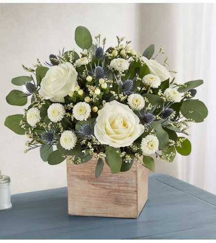 The Country Pearl Bouquet