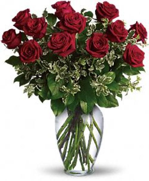 Dozen Elegant Roses - Our Best Roses