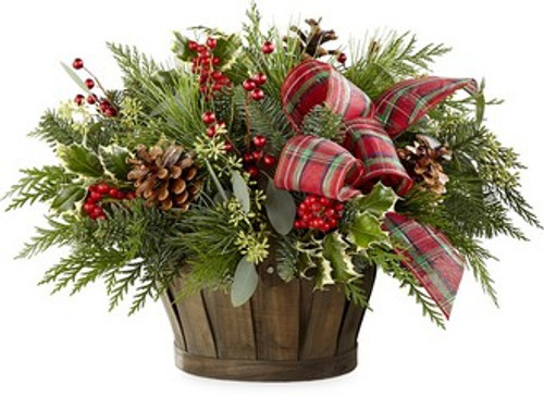 Chicago's Holiday Homecoming  Basket