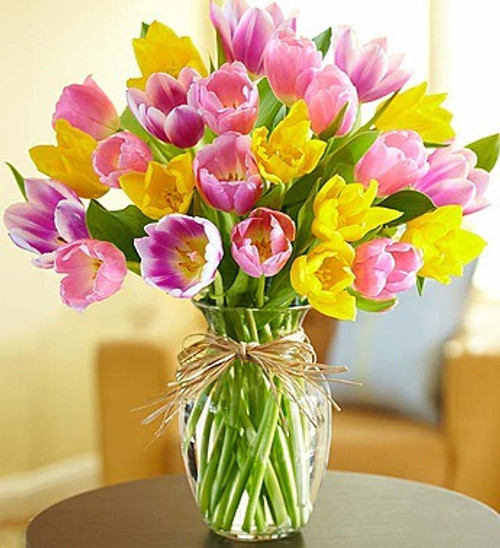 Chicago Flowers Timeless Tulips for Local Chicago Deliv Only