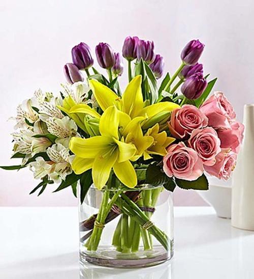 Chicago Flowers Modern Spring Mix