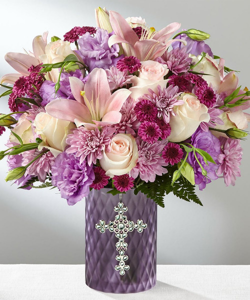 GOD'S GIFTS BOUQUET FTD CHICAGO