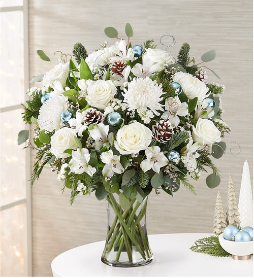 Glorious Noel™ Bouquet Local Chicago Florist delivery