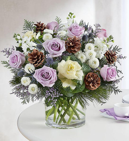 Winter Moonlight™ Bouquet For Local Chicago Florist Delivery
