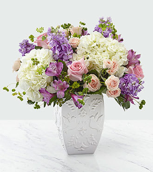 FTD Peace And Hope Lavender Bouquet Chicago Delivery