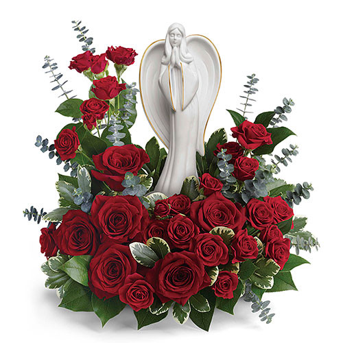 Chicago Forever Our Angel Bouquet - T280-2A