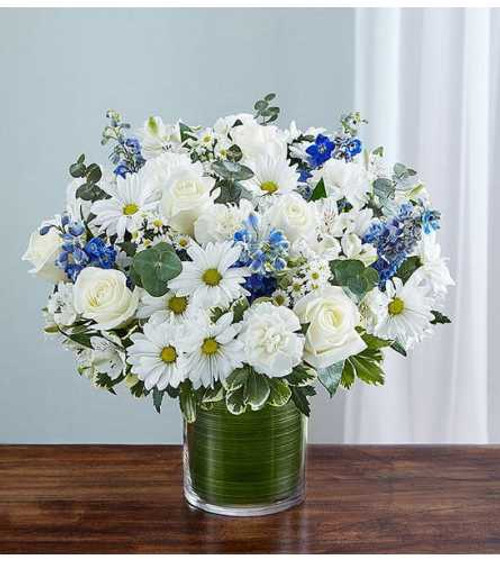 Cherished Memories™ – Blue and White