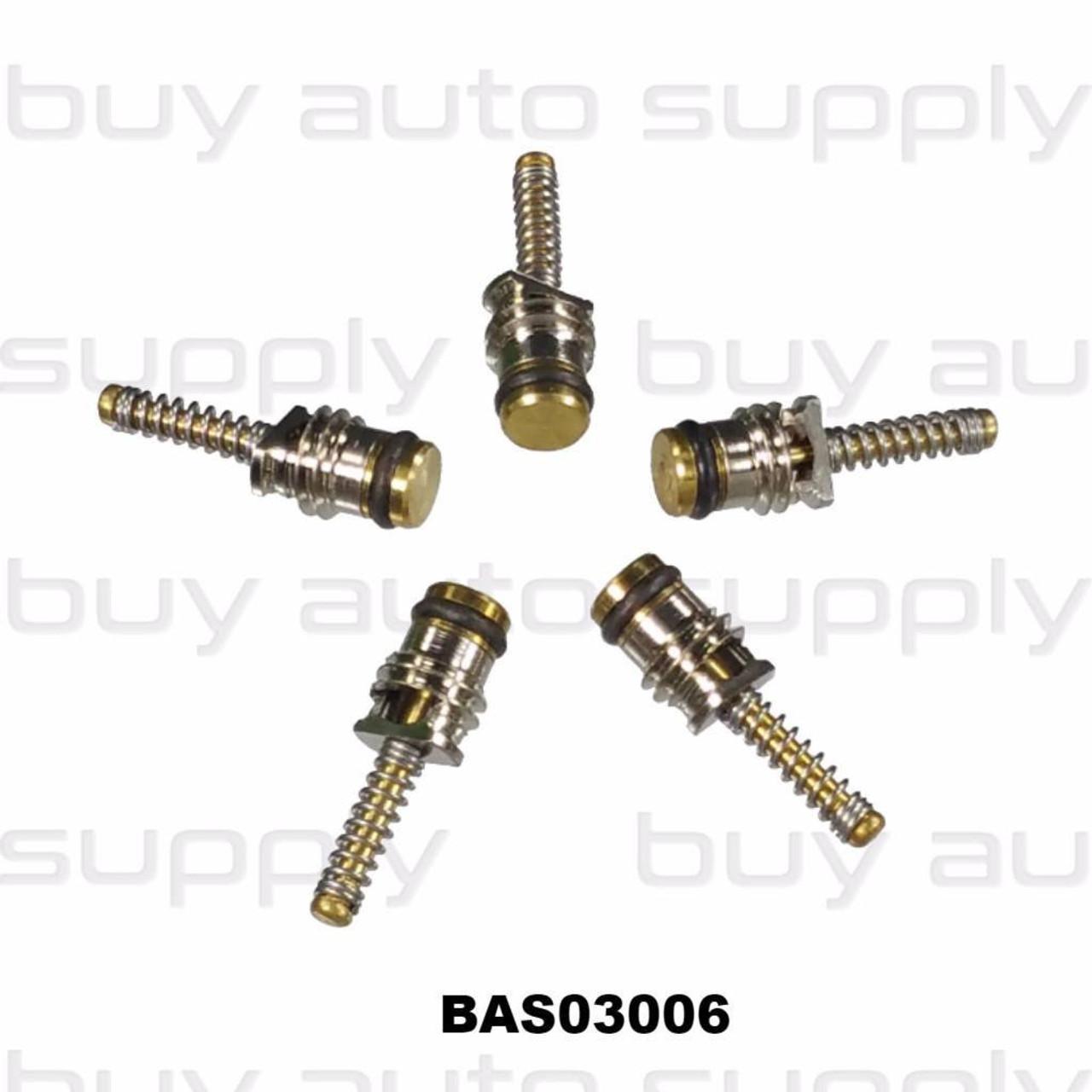 GM Large Bore - A/C Valve Core - BAS03006 - Interchange 15-5375, FJC-2673, 209586, MT0058